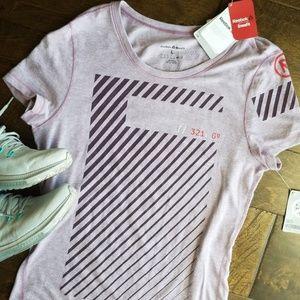 ♦️ REEBOK Crossfit Slim T-shirt